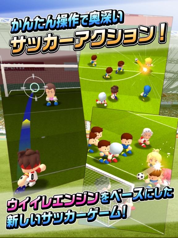 実況パワフルサッカー 【選手育成サッカーゲーム】のスクリーンショット3