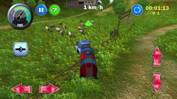 Tractor: More Farm Driving - Country Challenge 2.0 screenshot-0
