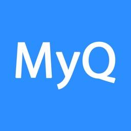 MyQ reader