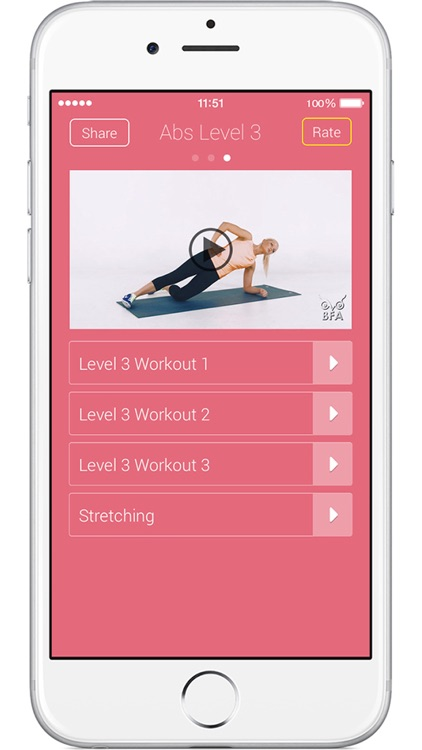 Abs App Lite : Daily Core Ab Instant Workout - Personal Fitness Trainer & Exercise Routine screenshot-0
