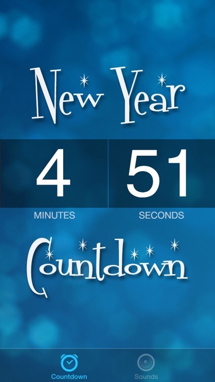 New Year Countdown!