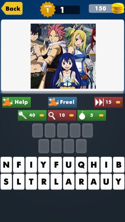 Anime Manga Quiz ~ Series, Character, Super Hero Name Trivia screenshot-3