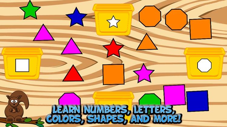 Owl and Pals Preschool Lessons screenshot-3