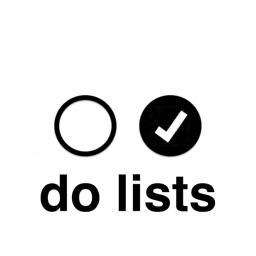 Do Lists