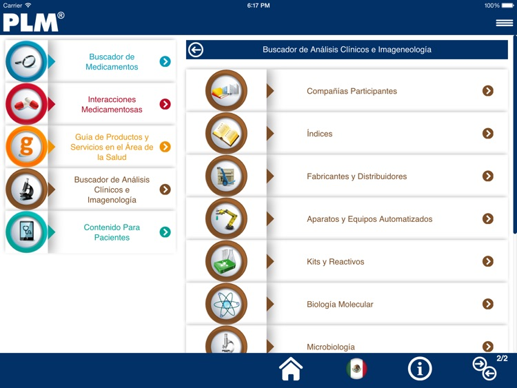 PLM Medicamentos for iPad screenshot-3