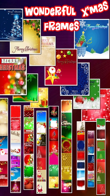 Christmas Photo Frames Pro :) screenshot-4