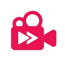 慢动作视频摄像机 - 运动定格,动画制作,慢速快速的速度编辑器相机