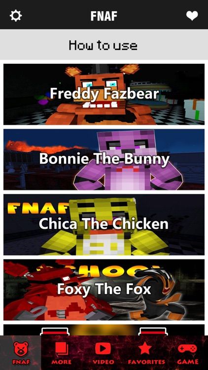 FNAF Mods Guides Pro - Mod Guide for Five Nights At Freddys Minecraft PC Edition