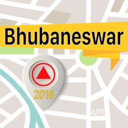 Bhubaneswar Offline Map Navigator and Guide
