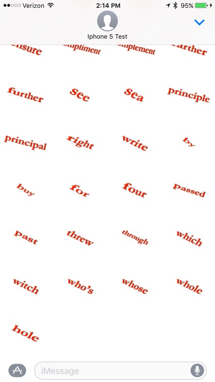 Spell Check - Sticker Pack screenshot-4