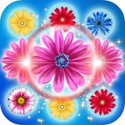 Garden Flower Frenzy - Flower Mania Blast