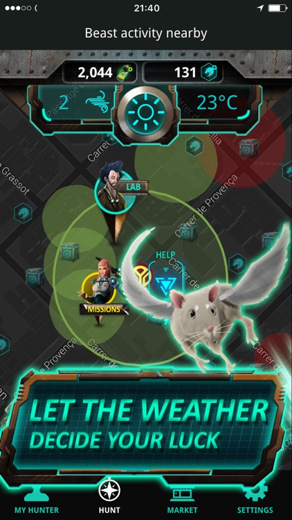 Apocalypse Hunters Lite - Location Based Card Game