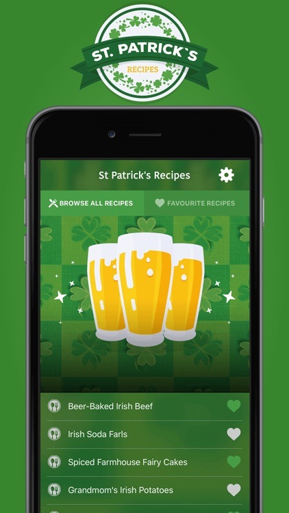 St Patrick's Recipes
