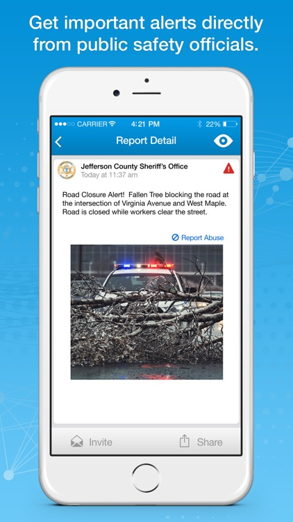 MobilePatrol: Public Safety App screenshot-1
