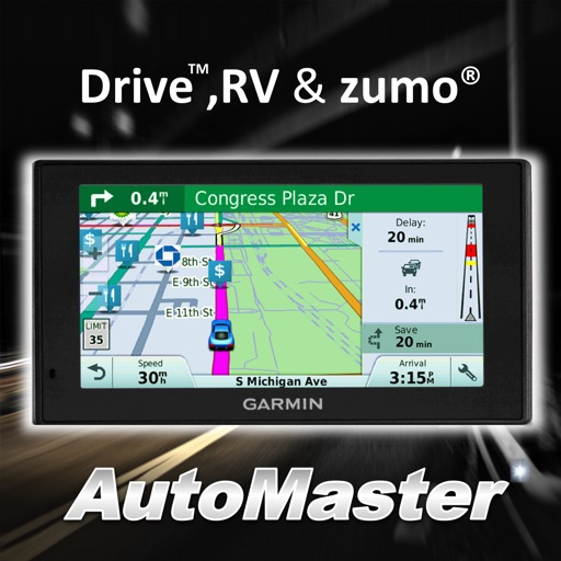 Automaster for Garmin Drive