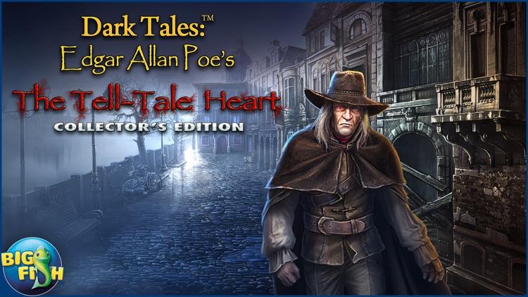 Dark Tales: Edgar Allan Poe's The Tell-tale Heart - A Hidden Object Mystery (Full) screenshot-4