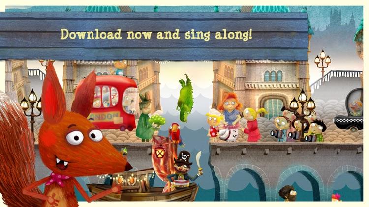 Little Fox Music Box  - Sing along fun for kids screenshot-4