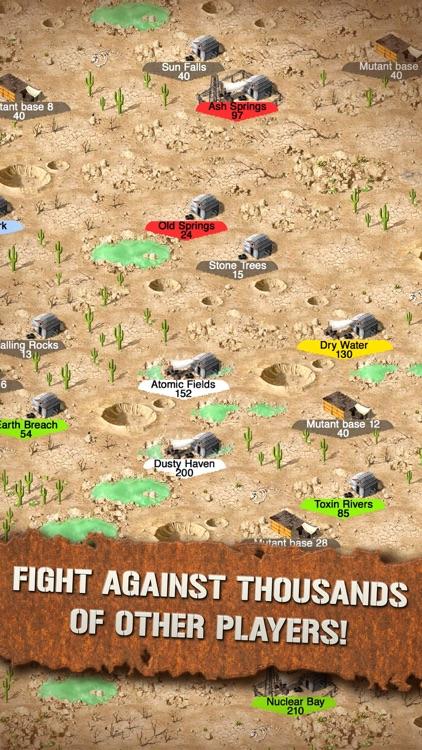 Crazy Tribes - MMO screenshot-3