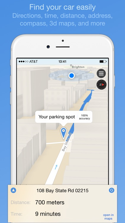 ParkIt - parking location and expiration reminder screenshot-0