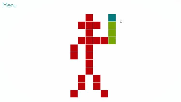 Mini Hero - Minimal Puzzle Adventure screenshot-4