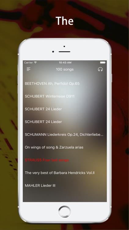 classic100 --  Symphony & Classical Music screenshot-3