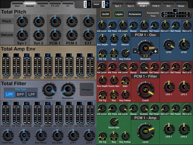 MIDI Designer XW screenshot-4