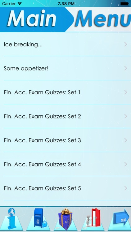 Financial Accounting Exam Review: 1660 Quizzes, Notes & Tips screenshot-3