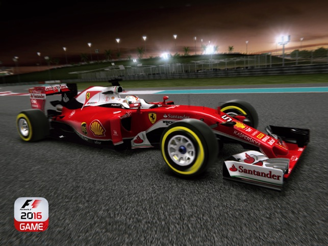 ‎F1 2016 Screenshot
