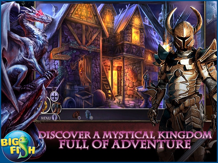 Dark Realm: Queen of Flames Collector's Edition HD (Full) screenshot-0