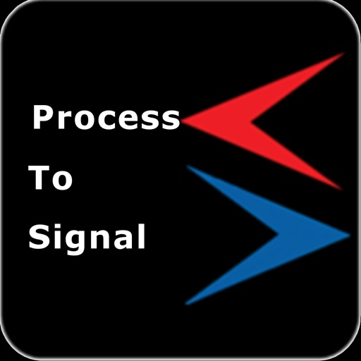 Process to Signal For iPad