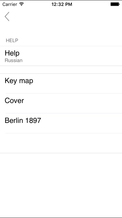 Berlin 1897. Historical Map.