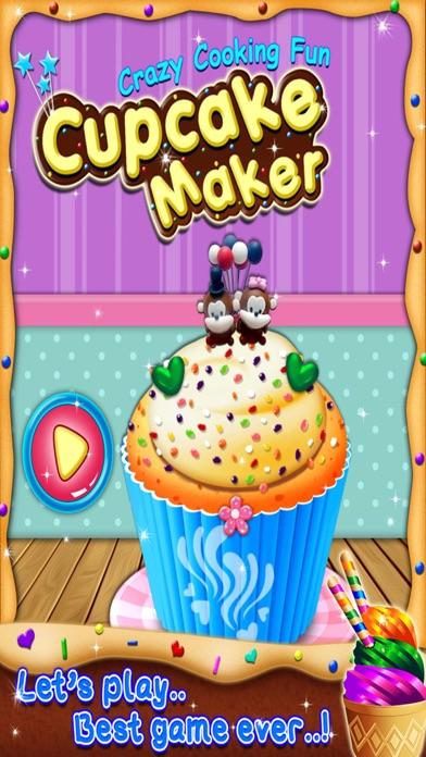 Kids Cupcake Maker - Cooking Fun screenshot one