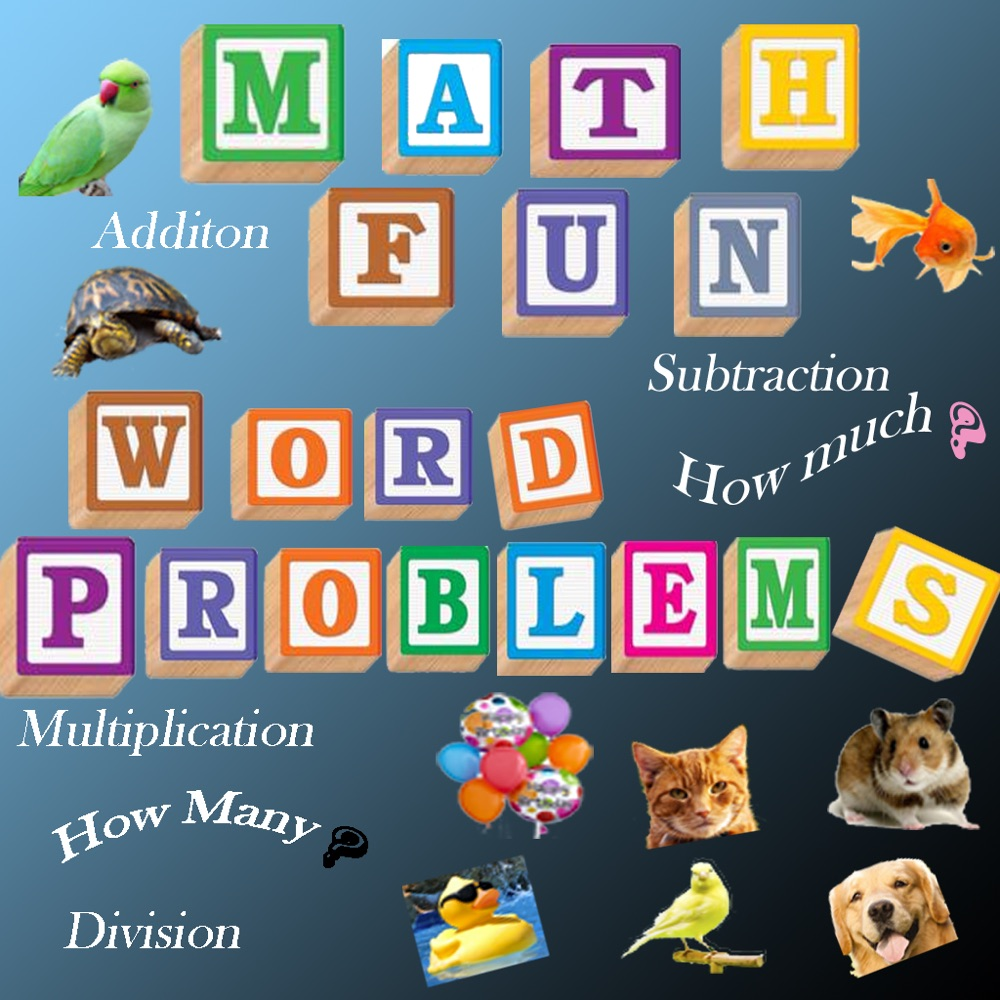 Math Fun: Word Problems - App - Mobile Apps