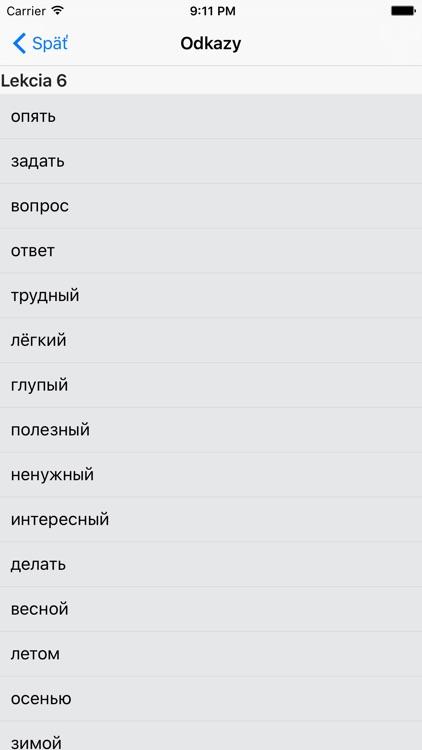 Lingea Rusko-slovenský vreckový slovník