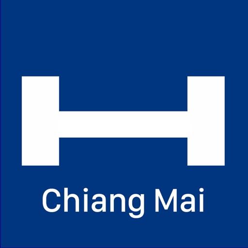Chiang Mai Hoteles + Compara y Reserva de hotel para esta noche con el mapa y viajes turísticos