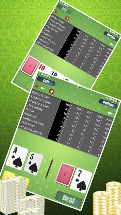 Mega Vegas - Poker City Free screenshot-3