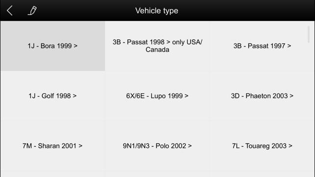 iOBD2-VW/AUDI on the App Store