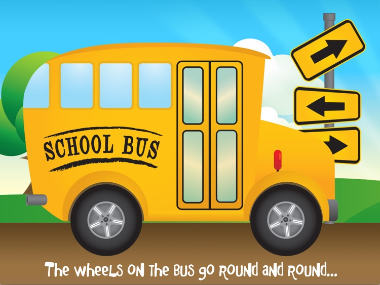Wheels on the Bus HD