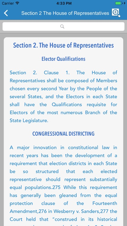 United States Constitution - Pocket Edition screenshot-3