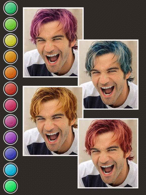 Hair Color Booth™ iPad