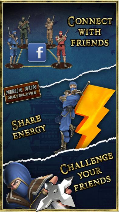 Ninja Run Multiplayer: Real Fun Racing Games 2-2
