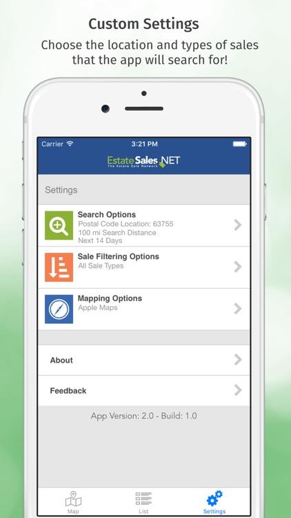 Estate Sales - EstateSales.NET screenshot-4