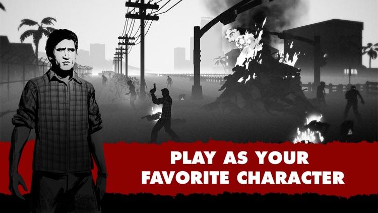 Fear the Walking Dead: Dead Run–Tactical Runner screenshot-0