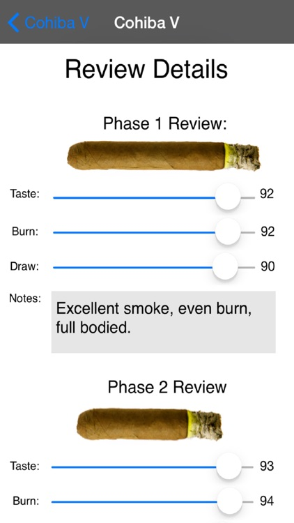 Cigar Review Pro