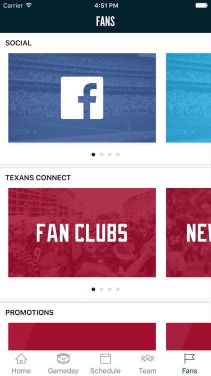 Houston Texans screenshot-4