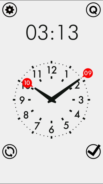 Toy Clock for Kids