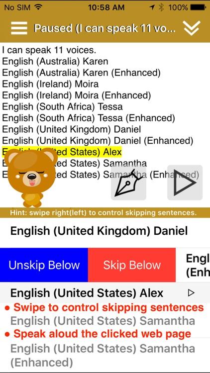 SpeakEnglish 2 Pro (41 English TTS Voices)