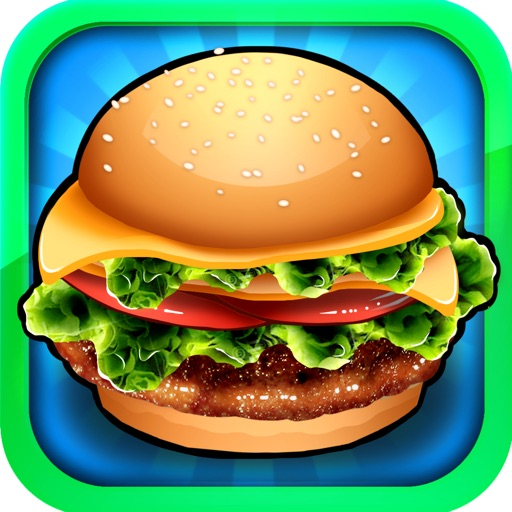 Awesome Burger Shop Fast Food Barbeque Maker - Cooking games