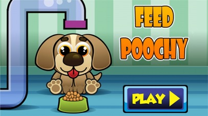 Feed Poochy Addition and Subtraction Game screenshot one