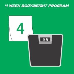 4-Week Bodyweight Program
